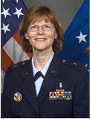 Brigadier General (ret.) Carol Ann Fausone