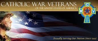 Catholic War Veterans Logo