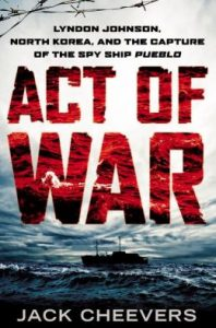 Cover of Act of War.