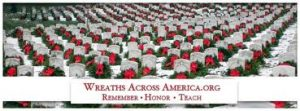 Wreaths Across America logo.