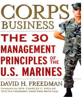 Cover of Corps Business book.