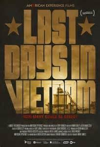 Last Days In Vietnam Cover