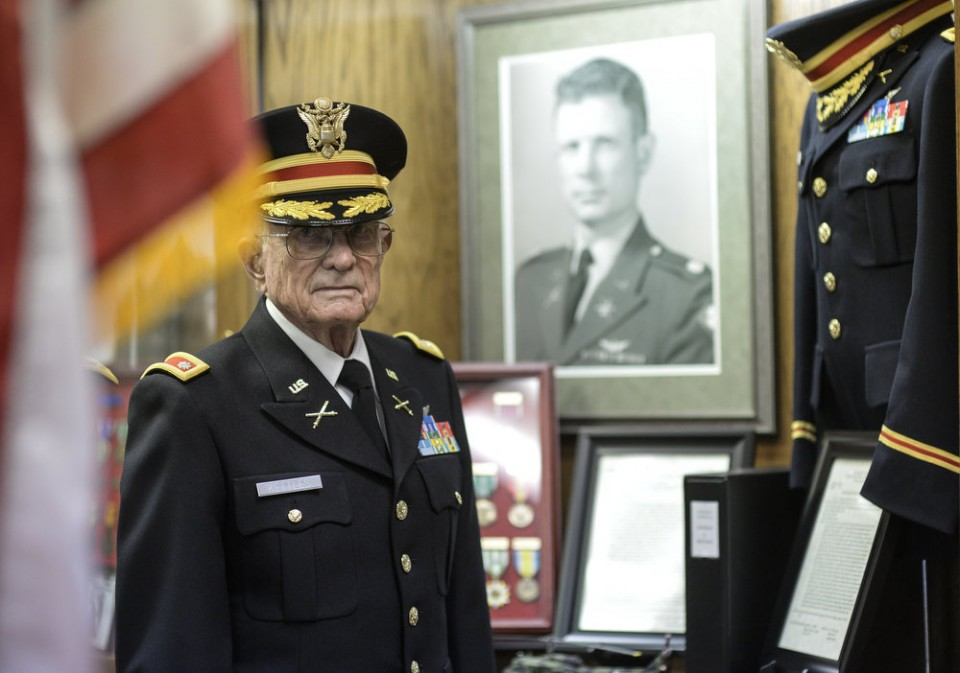 Remembering LTC Charles Kettles, Medal of Honor, Vietnam