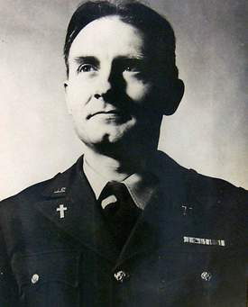 """SERVANT OF GOD,"" Father Emil J. Kapaun, Chaplain, US Army"
