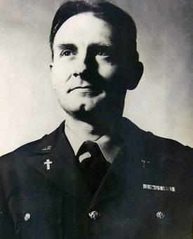 """SERVANT OF GOD,"" Father Emil J. Kapaun, Chaplain, US Army"