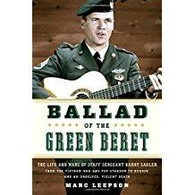 "Barry Sadler: ""Ballad of the Green Beret"""