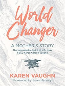 """Real Warriors Campaign and """"World Changer: A Mother's Story"""""""