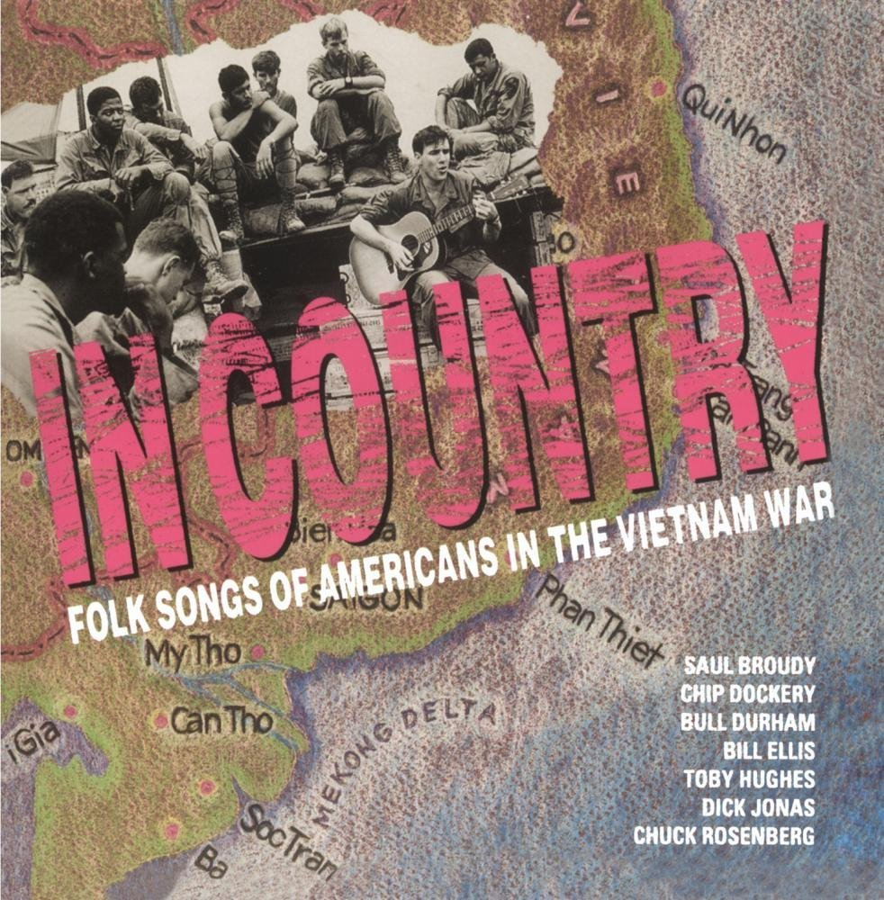 Folk Songs of Americans in the Vietnam War
