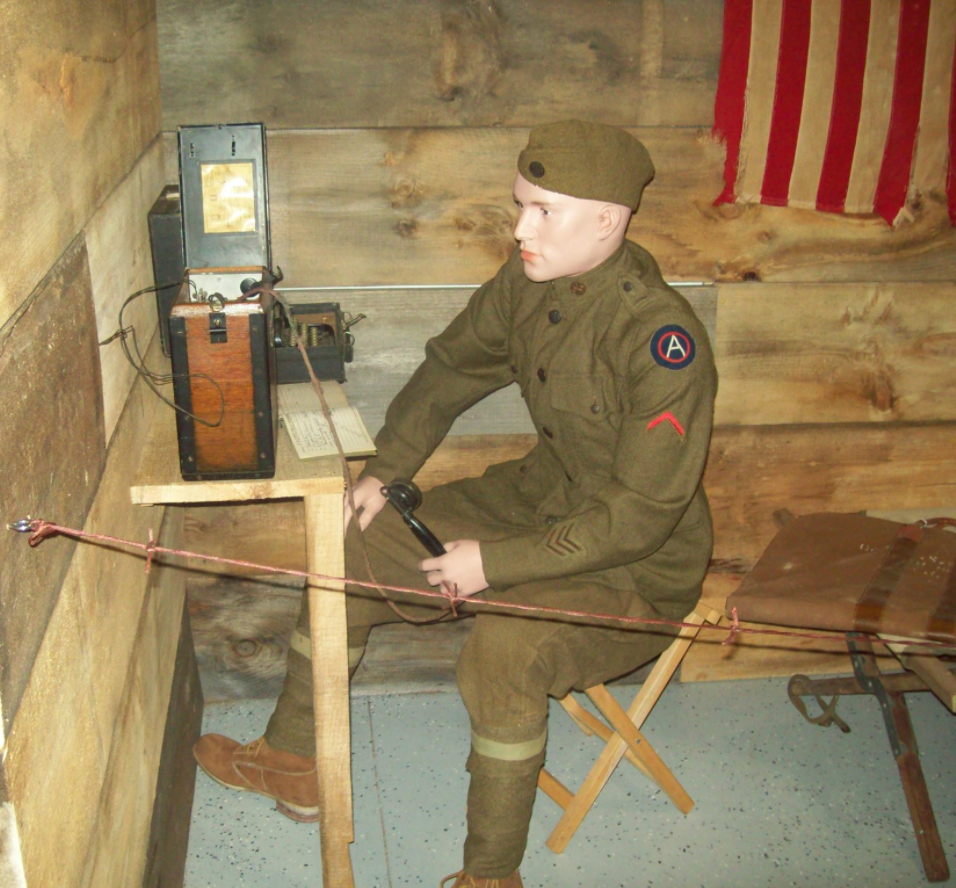 Michigan Military Heritage Museum and WWI Centennial