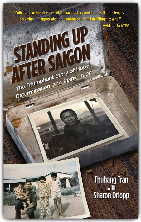 Caregiver Resource PLUS Thuhang Goes to America Following the Fall of Saigon