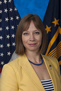 Kayla Williams Director Women Veterans
