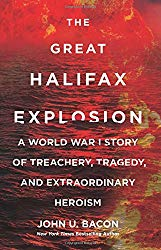 Great Halifax Explosion by Bacon
