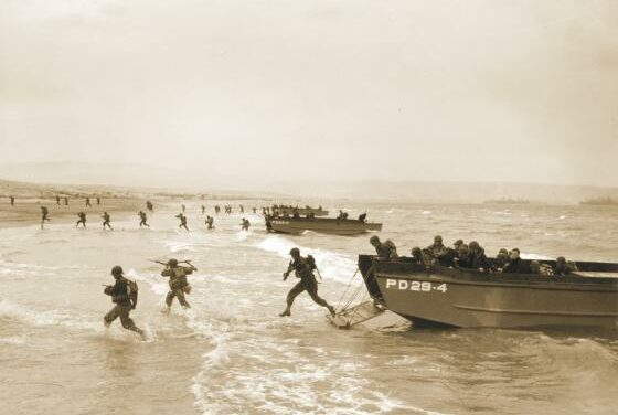 Rebecca Grant and the 75th Anniversary of D-Day